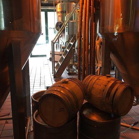 Coral Springs, Floryda: Brewing room