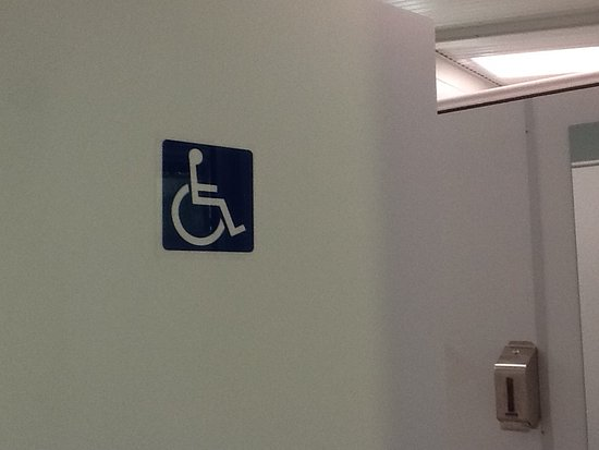 Tewantin, Australië: Bathroom disabled access