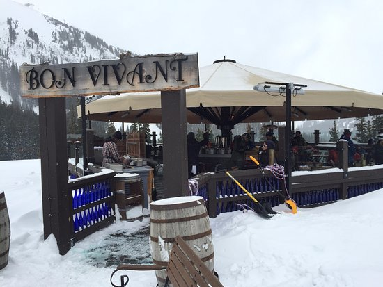 Telluride, CO: Bon Vivant on-mountain dining