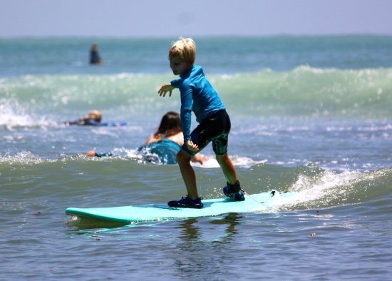 Dana Point, CA: On vacation?  Learn to surf in fun, friendly waves!  girlinthecurl.com