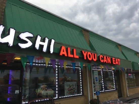 Mr Sushi Philadelphia Menu Prices Restaurant Reviews