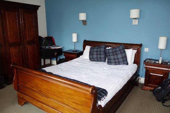 Grantown-on-Spey, UK: 'Glenfarclas' room - king room with garden view (room 128)