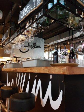 Fellini rotterdam omd men om restauranger tripadvisor for Fellini rotterdam
