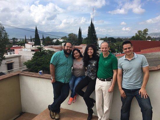 Amigos del Sol: mis maestros y yo!