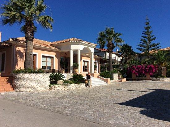 9 Muses Hotel Skala Beach: Main Reception
