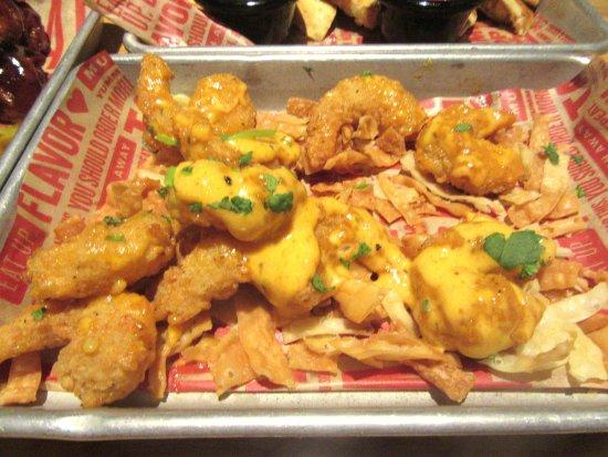 Shrimp, Applebee's, Milpitas, CA