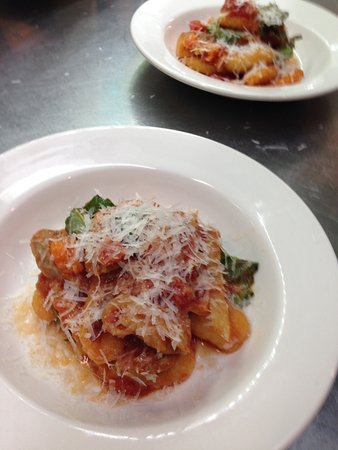 Padella Kitchen: Gnocchi
