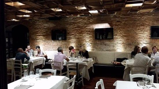 Casale sul Sile, Italien: La sala da pranzo