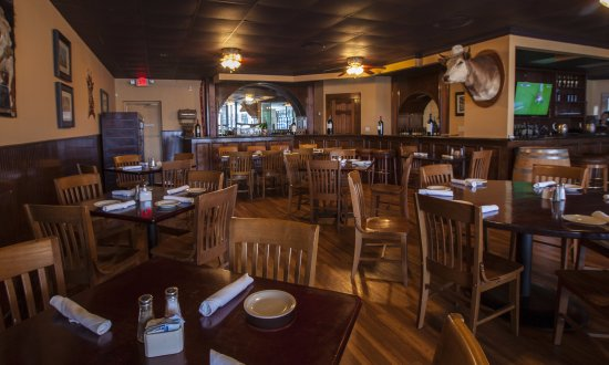 Saldivia's South American Grill : Dining Room