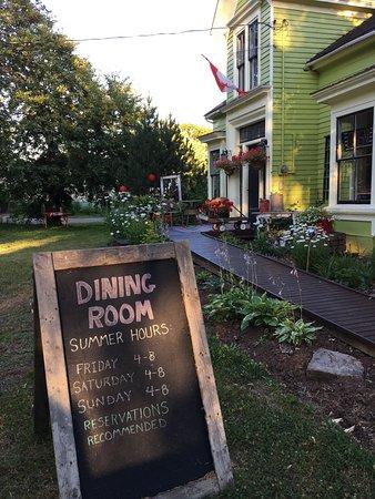 Pugwash, Καναδάς: Inn the Elms