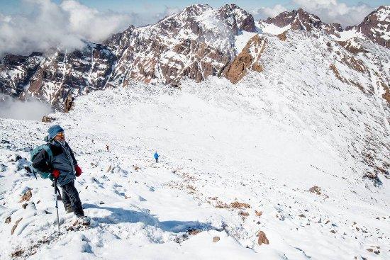 Imlil, Morocco: Toubkal Ascent winter