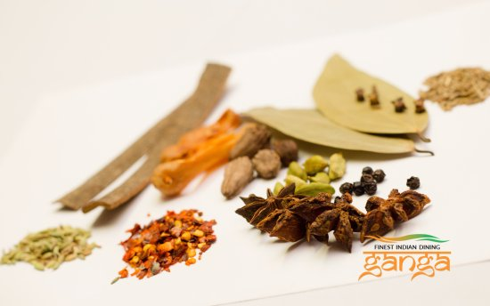 Seal, UK: Natural & Biological Spices are used to cook all our foods.