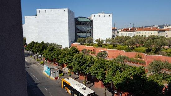 Campanile Nice Centre - Acropolis: מבט מהחלון