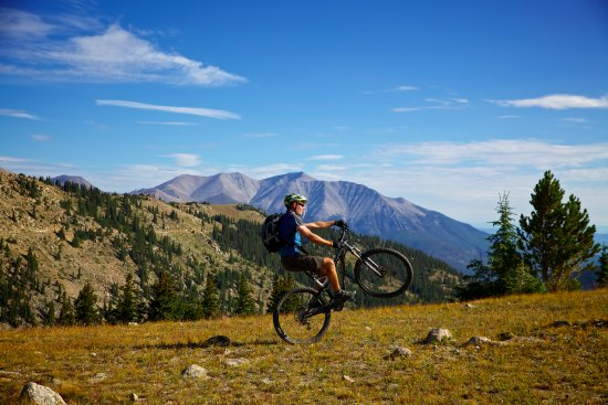 Boulder, CO: Our rides cater to all levels - from Beginner to Experts!
