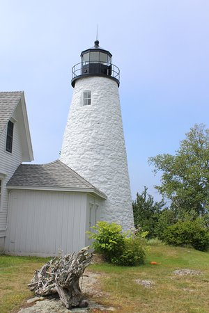 Castine, ME: light house