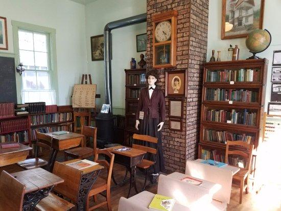 Rhinelander, WI: One-Room School House