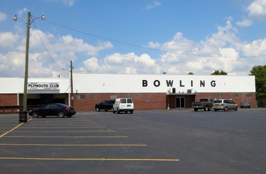 Marion, IN: Bowling