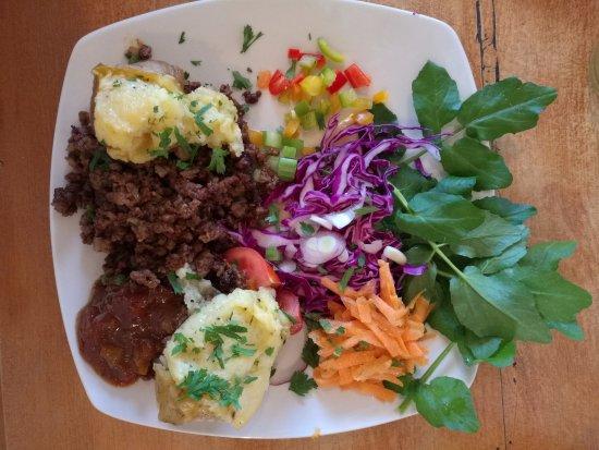 Waipawa, Nowa Zelandia: Baked Potatoe