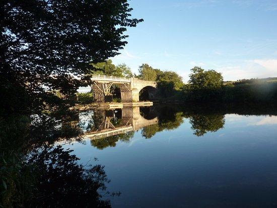Whitney Bridge: eVENING REFLECTION