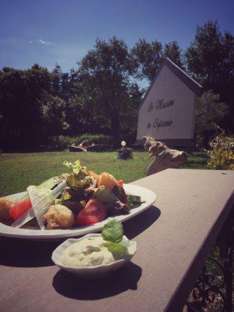 Entraigues-sur-la-Sorgue, Frankrike: La Maison de Sylvanie