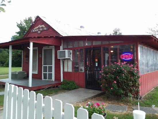 Shotgun house bbq greenville restaurantanmeldelser for Garden shed tripadvisor