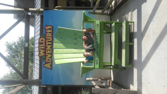 Wild Adventures Theme Park: 20170722_183416_large.jpg