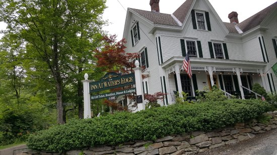 Ludlow, VT: The Inn at Water's Edge