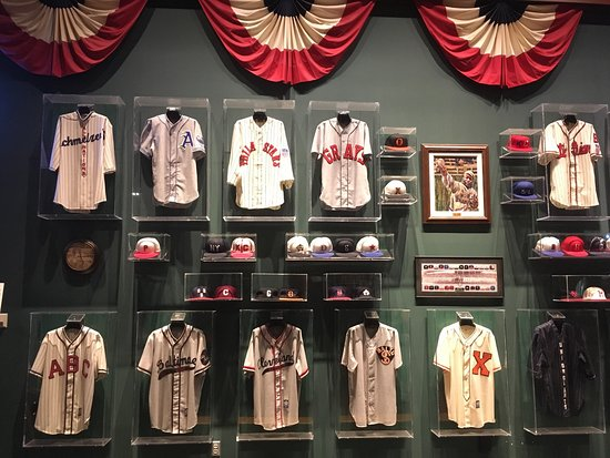 ‪Negro Leagues Baseball Museum‬