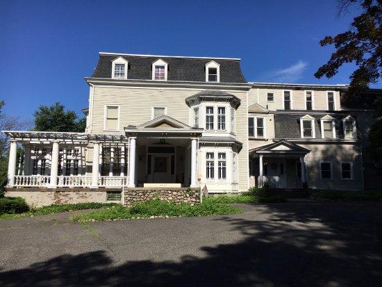 Stony Point, NY: The mansion