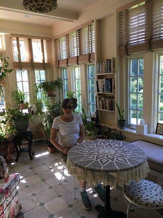 Stony Point, Estado de Nueva York: My second favorite room