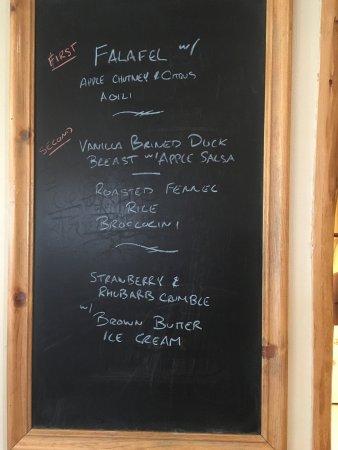 Mount Engadine, Kanada: Beautiful spot with very good food!