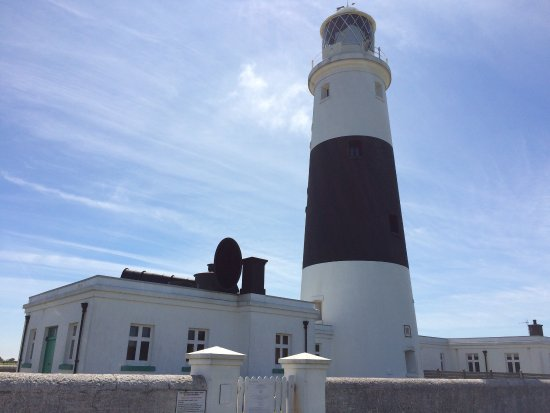 Alderney Lighthouse , Well worth a visit