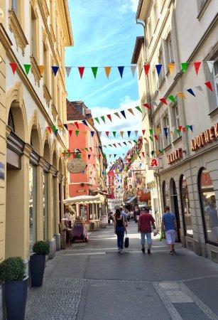 Market Square: Marktplatz