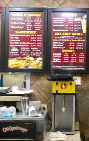Cordova, TN: Zaxbys