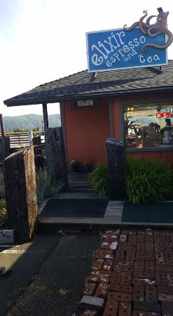 South Bend, WA: Elixir Espresso