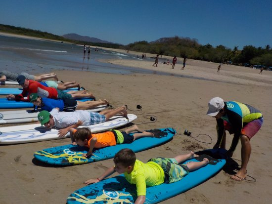Brasilito, Costa Rica: almost ready
