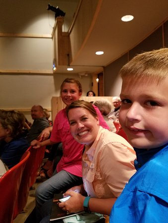 Creede Repertory Theatre: Fun Family Outing