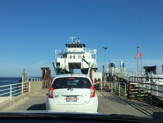 Orient, NY: The smaller ferry
