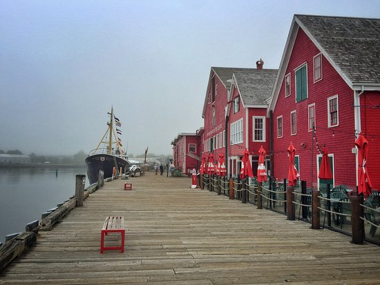 Lunenburg Historic District