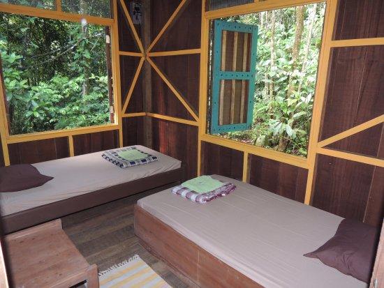Horquetas, Costa Rica: Rooms with Share bathrooms