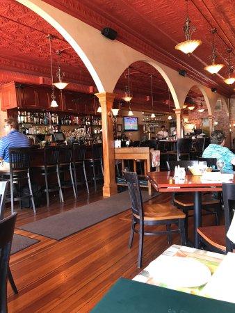 Falmouth Main Street Italian Restaurant
