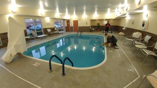 Fairfield Inn Suites Council Bluffs Ia Hotel Anmeldelser Sammenligning Af Priser