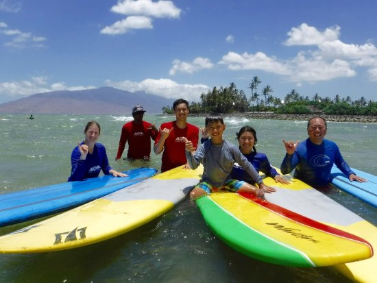 Product Surf and SUP Lessons