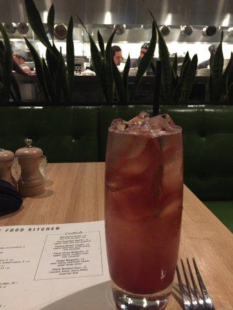 Bethesda, MD: wonderful cherry chai