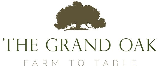 Cherry Valley, CA: The Grand Oak Farm to Table Logo