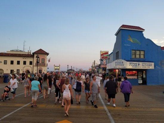 Ocean City Boardwalk - July 2017