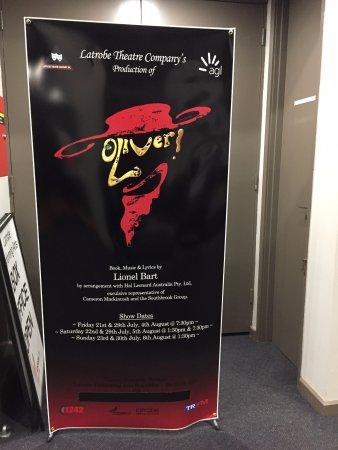 Traralgon, Australien: Oliver poster