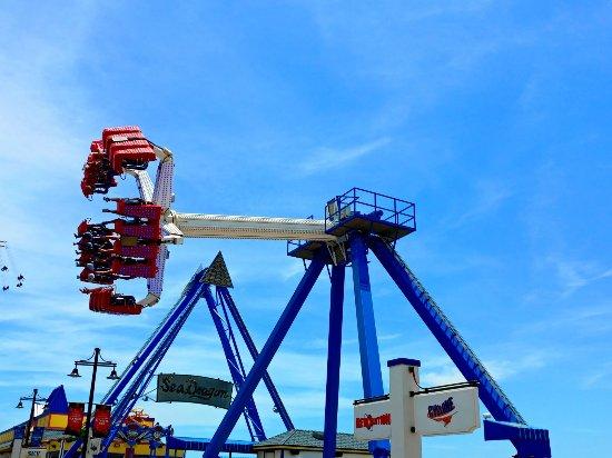 Galveston Island Historic Pleasure Pier: IMG-20170721-WA0009_large.jpg
