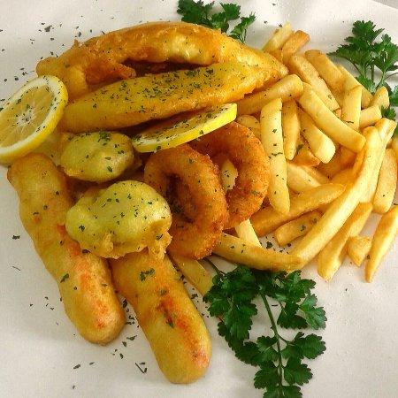 Levin, Nueva Zelanda: Seafood Pack