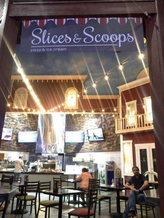 slices and scoops pahrump restaurant avis num ro de. Black Bedroom Furniture Sets. Home Design Ideas